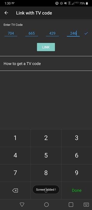 كيفية إرسال يوتيوب من هاتفك إلى جهاز الكمبيوتر الخاص بك مع رمز التلفزيون