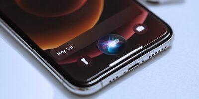 Siri On Iphone Device