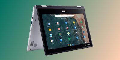 Acer Chromebook Spin Facebook