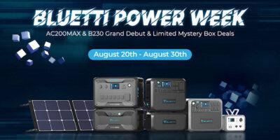 Bluetti Power Week Featured