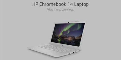 Hp Chromebook 14 Featured