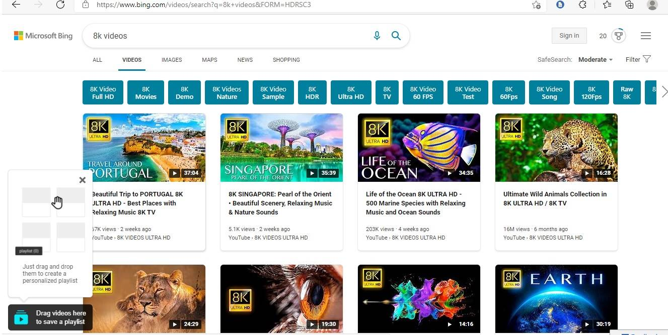 Is Bing Better Than Google Video Search On Bing