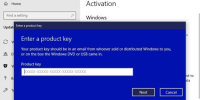 How To Recover Your Windows 10 Product Key Featured