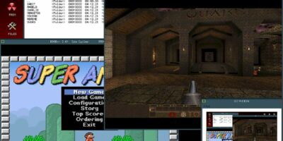Playing Old Dos Games On Macos With Dosbox Featured