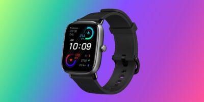 Amazfit Smartwatch Featured
