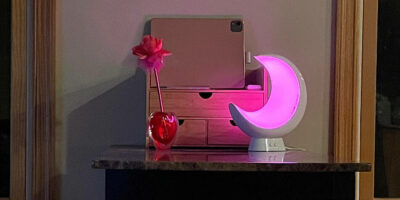 Ecolor Smart Moon Lamp Featured