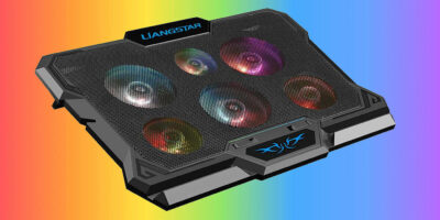 Liangstar Laptop Cooling Pad Featured