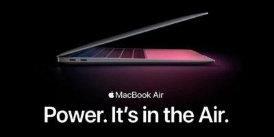 M1 Macbook Air Featured