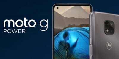 Moto G Power Smartphone Featured