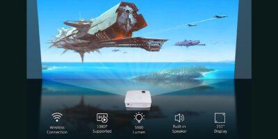 Poner Saund Projector Featured