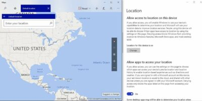 Understanding Your Location Is Currently In Use In Windows 10 Featured