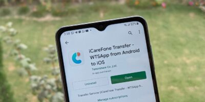 Icarefone Transfer Review
